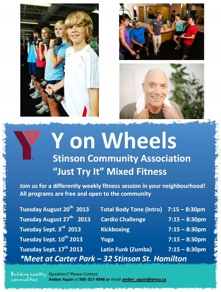 Y on Wheels Just Try It Mixed Fitness1