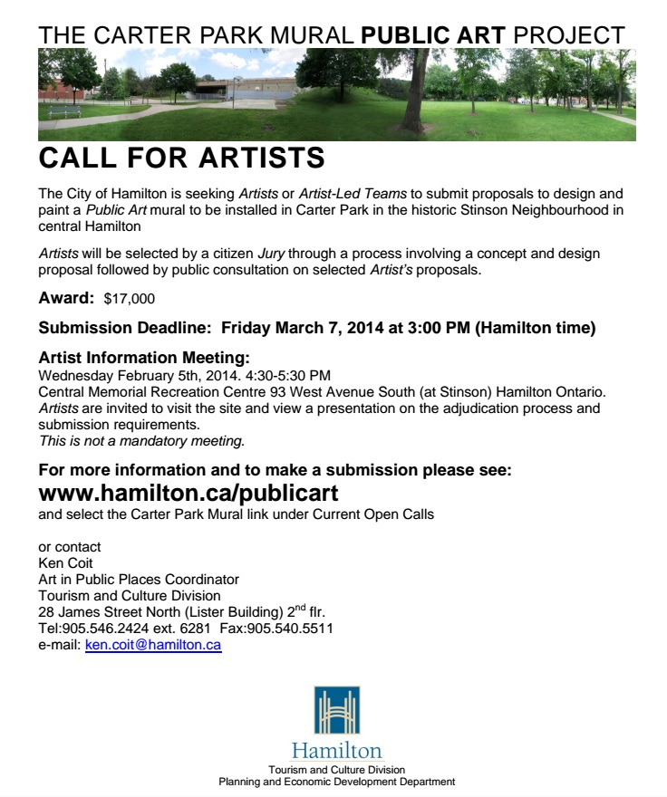 The Carter Park Mural Project