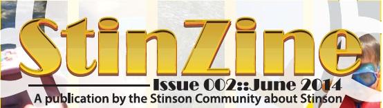 StinZine issue2