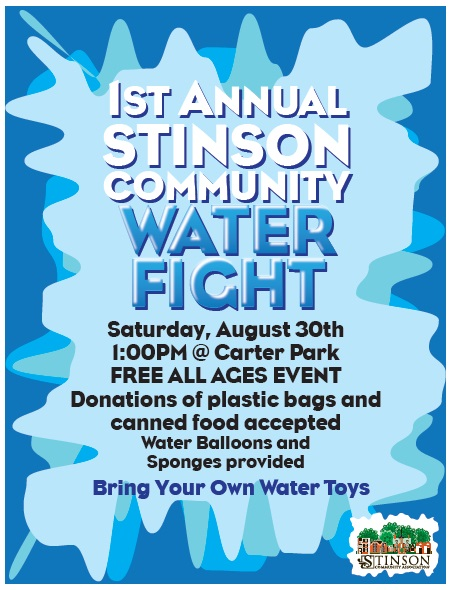 StinsonWaterFight