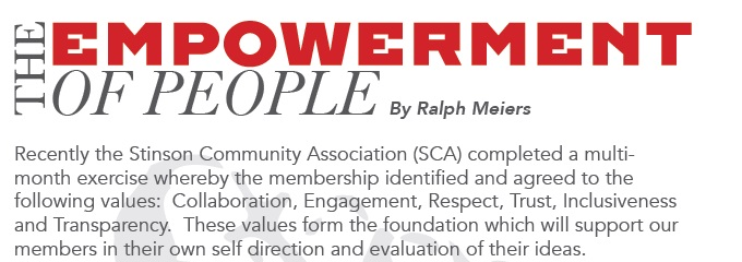 The Empowerment of People