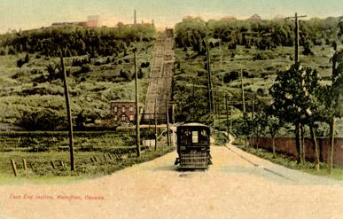 Hamilton Incline Railway 1
