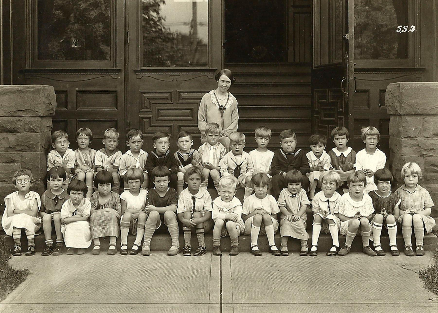 Stinon Street School - Student picture