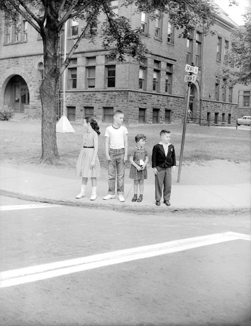 Stinson School 1957